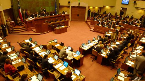 Comisión de Constitución aprueba idea de legislar reforma al binominal