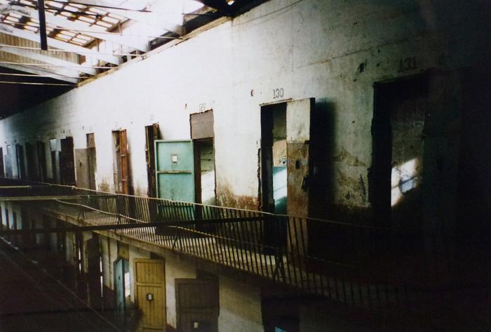 Ex cárcel pública de Valparaíso