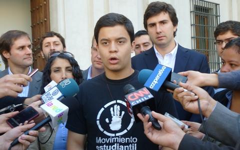 """Líder el Movimiento Estudiantil de Venezuela: """"Soñar siempre es difícil, pero no podemos dejar de hacerlo"""""""