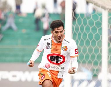 Cobresal clasificó a la Copa Sudamericana 2014 pese a caer ante Palestino