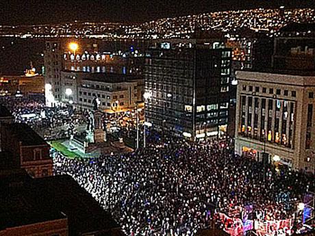 Descentralización y autodeterminación: Valparaíso, el fin de condena catastrófica