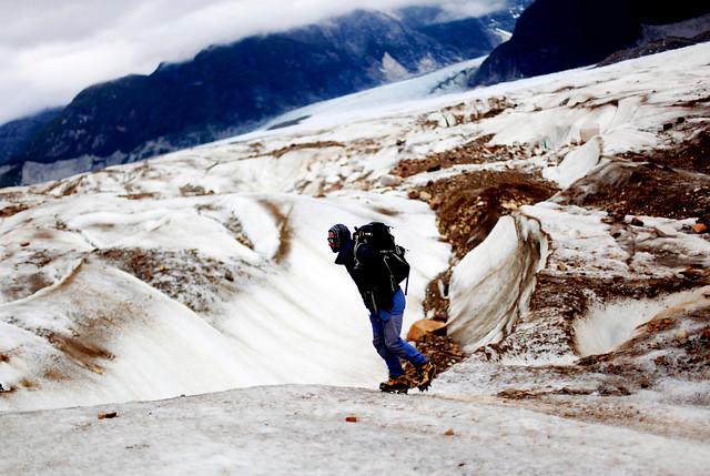 Ingresan proyecto de ley para que se considere a glaciares como bienes nacionales de uso público