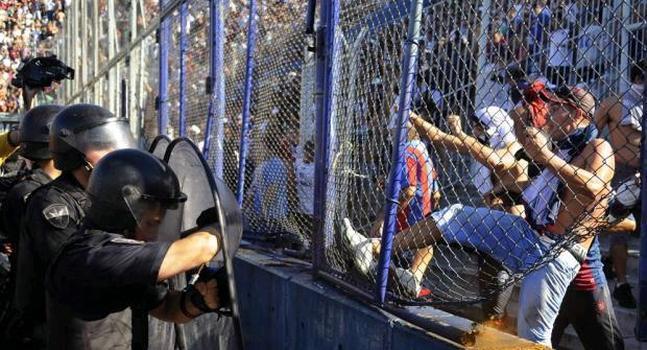 Provincia de Buenos Aires enviará a Brasil lista de hinchas violentos