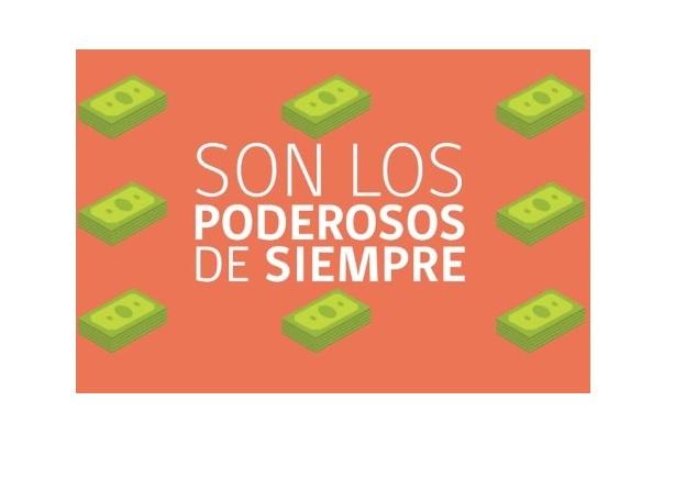 """Peña: """"En Chile hay poderosos; en lo grueso, son los mismos de siempre; y, por una inercia hasta ahora no desmentida, se resisten a dejar de serlo"""""""