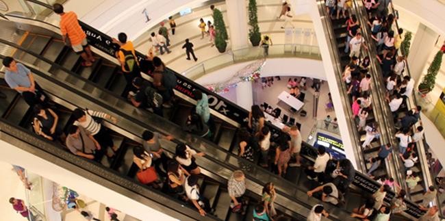 Cámara de Comercio de Santiago prevé que ventas del comercio cerrarán 2016 con un alza de 3,6%, por sobre lo esperado