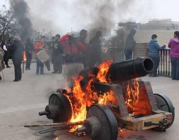 Un cuarto recluso se suma a huelga de hambre de presos mapuches en Chile