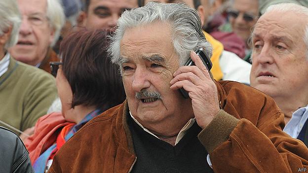 José Mujica sobre la legalización de la marihuana: