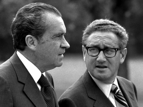 Richard Nixon y su indignación por la nacionalización del cobre ...