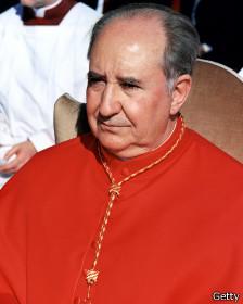 El cardenal Errázuriz, a cargo de la Iglesia chilena cuando explotó el caso Karadima, fue nombrado dentro del comité para reformar la curia por Francisco.