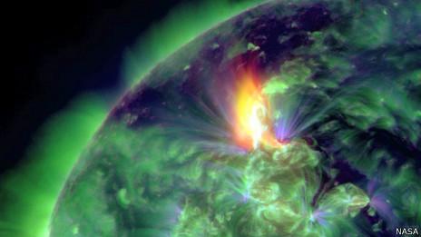 """Los astrónomos creen que el Sol puede tener varios """"hermanos"""" en la Vía Láctea."""