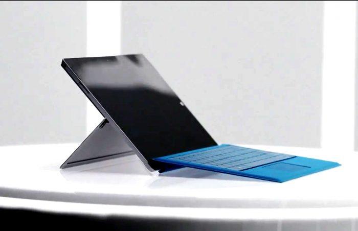 Microsoft  quiere sustituir el notebook con su nueva tablet Surface Pro 3