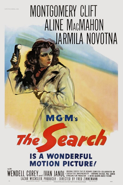 """The Search"" de Michel Hazanavicius"