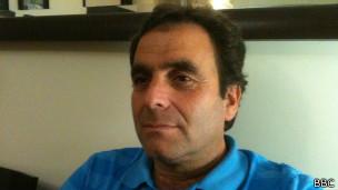 De nada valió tener los recibos de la compra de entradas, explicó Leonardo Baño.