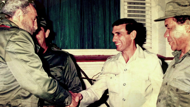 Durante 17 años Sánchez fue guardaespaldas de Castro.