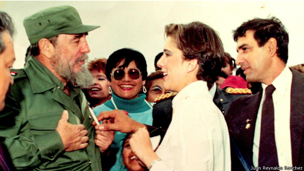 Sánchez asegura que el exmandatario cubano definitivamente es un hombre carismático, pero con una faceta privada que pocos conocen.