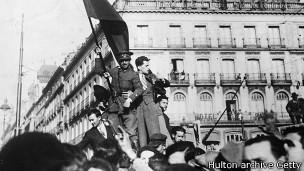 Los resultados electorales de 1931 llevaron a Alfonso XIII a renunciar.