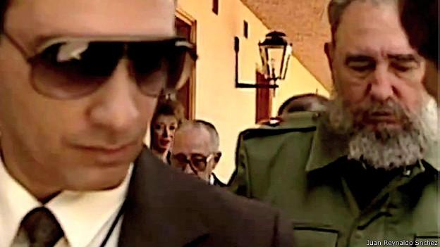 Sánchez asegura que a partir de la supuesta relación de Castro con un narcotraficante, dejó de ser su ídolo.