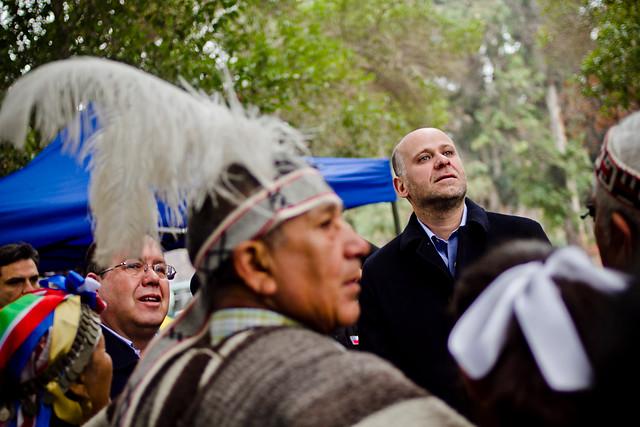 Elizalde y tema indígena: Decisiones se tomarán una vez que concluyan consultas