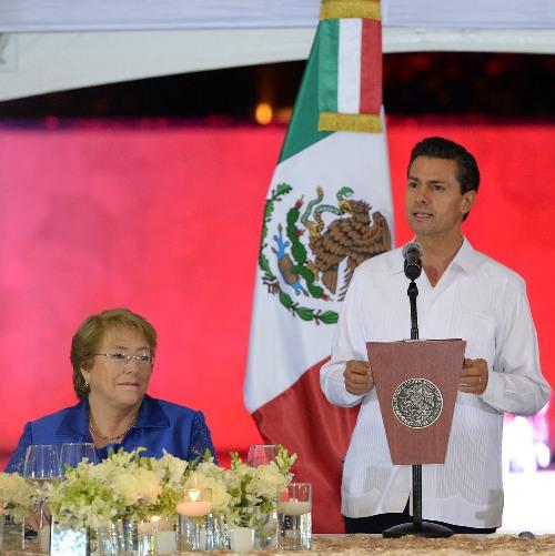Presidenta Bachelet se reunirá con mandatarios en el marco de IX Cumbre de la Alianza del Pacífico