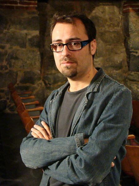 Edgard Doll, director del Festival de Cine de Viña del Mar