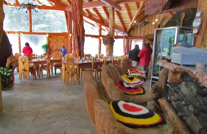 Restaurant Termas Vergara