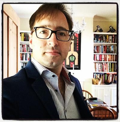 """Adrián Goycoolea, director de """"Viva Chile mierda"""" Foto: Adrián Goycoolea"""