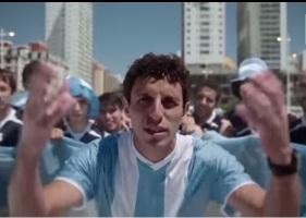 Los avisos publicitarios que motivan a Argentina ganar el Mundial