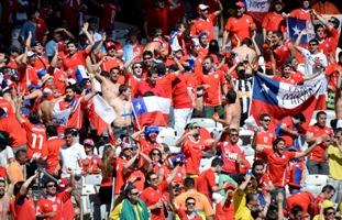 Piratas invaden perfil de policía y difunden falso aviso de bomba en estadio donde juega Chile-Brasil