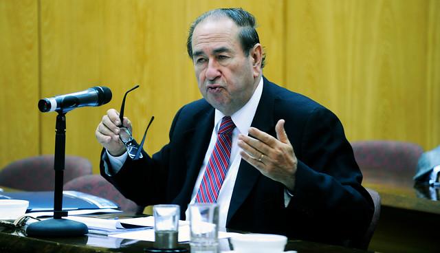 Juez Carlos Cerda jura como integrante de la Corte Suprema