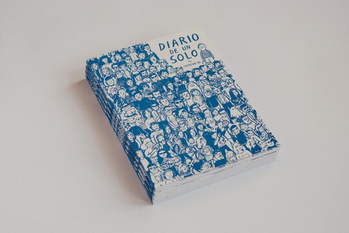 """""""Diario de un Solo"""", una reflexión con humor sobre  la vida en las grandes urbes"""