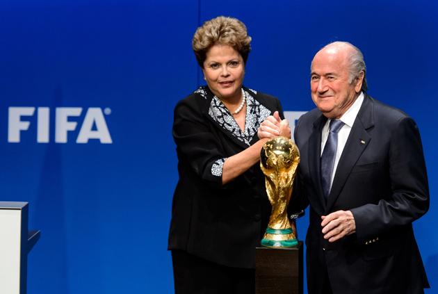 Brasil 2014: el gran negociado de la FIFA comienza a rodar