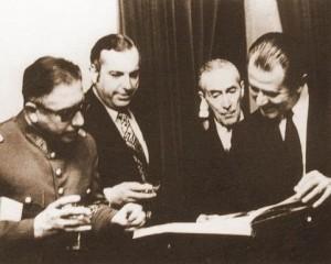 El pacto secreto entre la Concertación y Pinochet… o la reforma que impide la Asamblea Constituyente