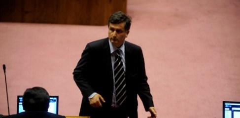 Diputado Jorge Sabag (DC) afirma que se inclina por aprobar idea de legislar la reforma tributaria