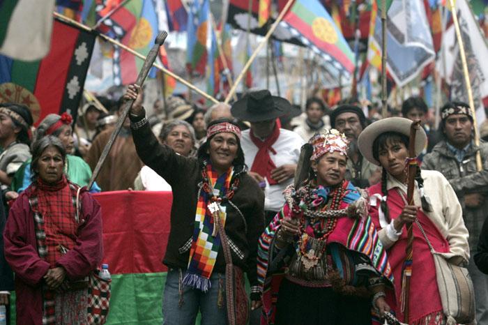 El miedo a los constituyentes indígenas