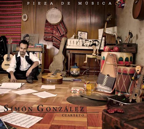 Simón González, Premio Altazor a la música popular, renueva la escena musical latinoamericana