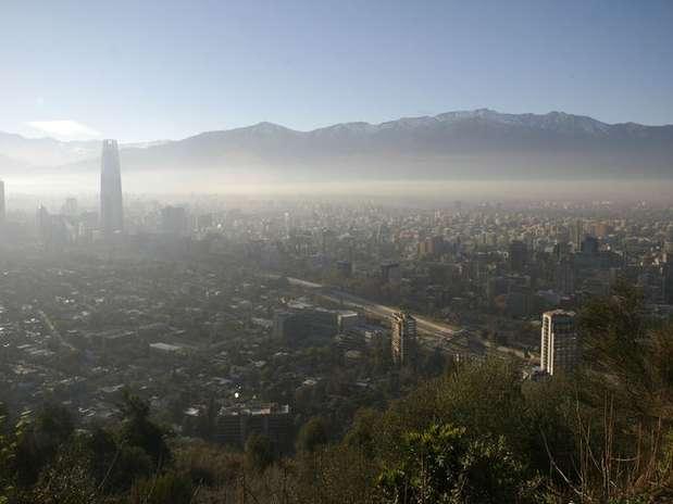 Decretan cuarta alerta consecutiva por contaminación en Santiago