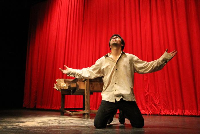 """Obra """"Yo Manuel"""" en Anfiteatro Bellas Artes, 7 al 29 de junio"""
