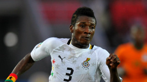 Asamoah Gyan y un hito en el fútbol africano.