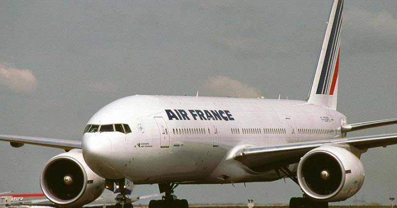Air France decide no sobrevolar el este de Ucrania