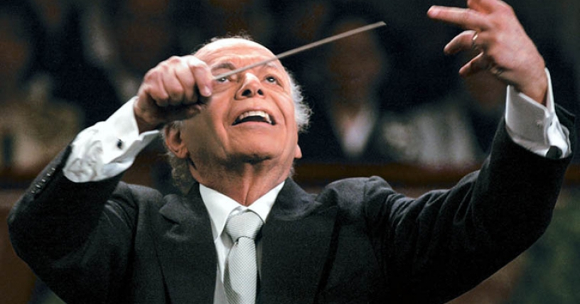 Fallece Lorin Maazel, legendario director de orquesta estadounidense