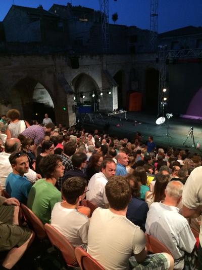 Festival de Avignon de Francia
