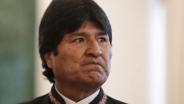 Evo Morales aprovecha primer discurso frente al Papa para sacar a colación demanda por salida soberana al mar