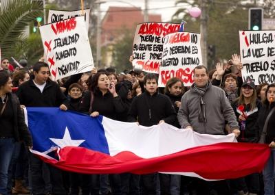 La lista negra de los sindicatos que no tienen derecho a huelga en Chile