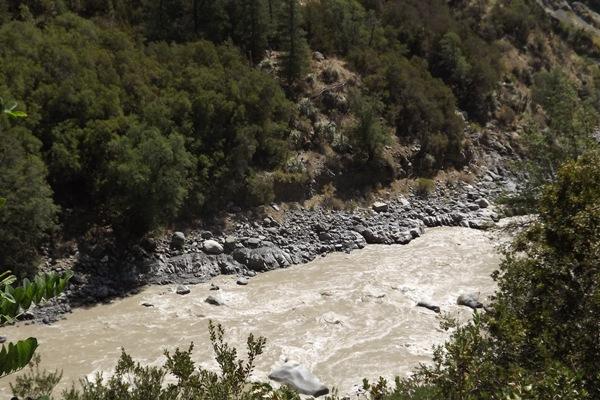 Firman acuerdo para sostenibilidad del río Maipo ante escasez hídrica