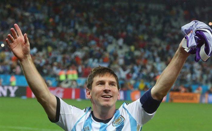 Messi, a 90 minutos de emular a Maradona como campeón del mundo