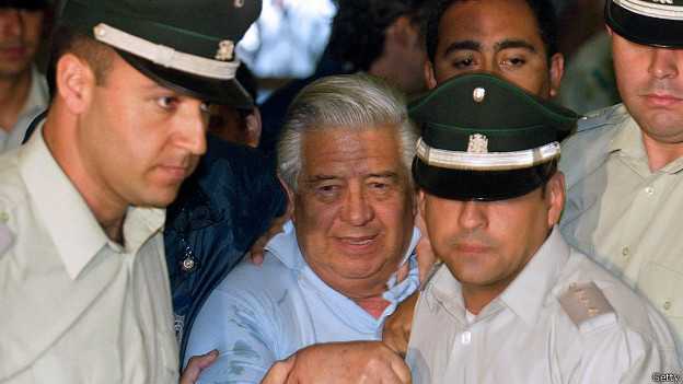 Condenan a seis ex agentes de la DINA por desaparición de joven militante del MIR