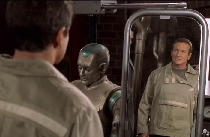 El hombre del Bicentenario. Gran película de ciencia ficción estadounidense, donde Williams, a través de su personaje,explora cuestiones de la humanidad, esclavitud, prejuicios, madurez, libertad intelectual, sexo, amor y muerte, entre otros.