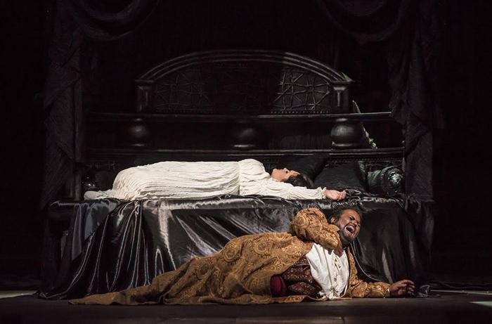 """Crítica de ópera: """"Otello"""", la mejor obra dramática presentada hasta ahora en el Municipal"""