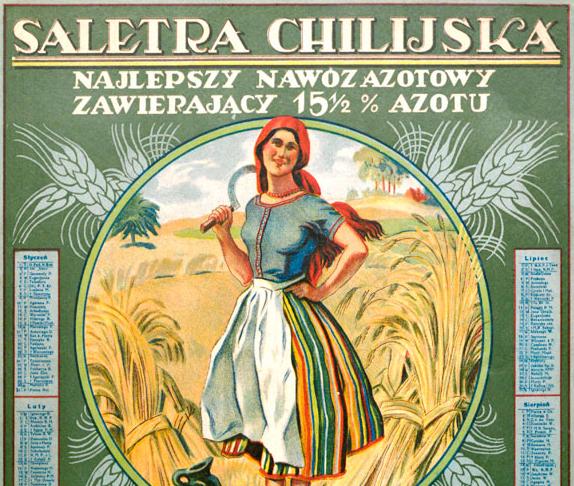 Fotos: Archivo Nacional reedita carpeta con los afiches que se usaron en todo el mundo para publicitar el salitre