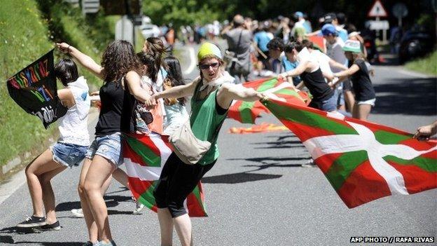 Día histórico para el País Vasco: ETA entregó todas sus armas